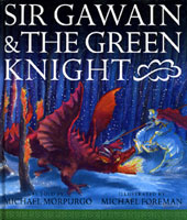 the true hero sir gawain Chivalry & the hero-knight love for the ladies use of disguises imaginary setting  disguises are used to for the obvious reason to mask the true characters identity in gawain and the green knight  the green knight challenges sir gawain to a head-chopping game.