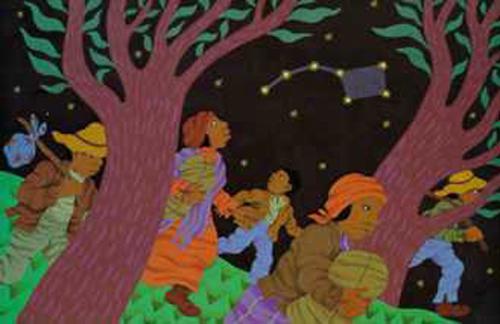 Follow The Drinking Gourd Exodus Books