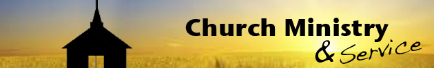 Church Ministry & Service