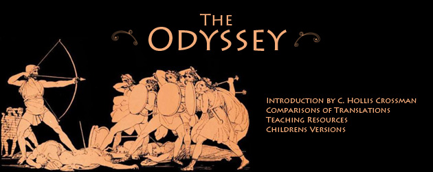 Homer and odyssey?