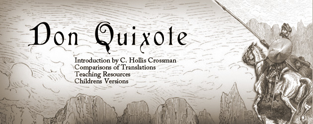 don quixote analysis essay Ancient authors were renowned for the use of literary irony this sample essay explores oedipus and don quixote and the use of irony in both classical works.