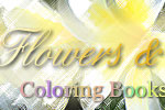 Flowers & Plants Coloring Books - Exodus Books