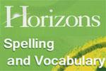 Horizons Spelling & Vocabulary - Exodus Books