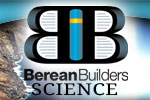 Berean Builders Science - Exodus Books