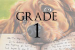 1st Grade Outside of a Dog Booklist