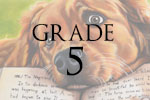 5th Grade Outside of a Dog Booklist