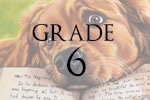 6th Grade Outside of a Dog Booklist