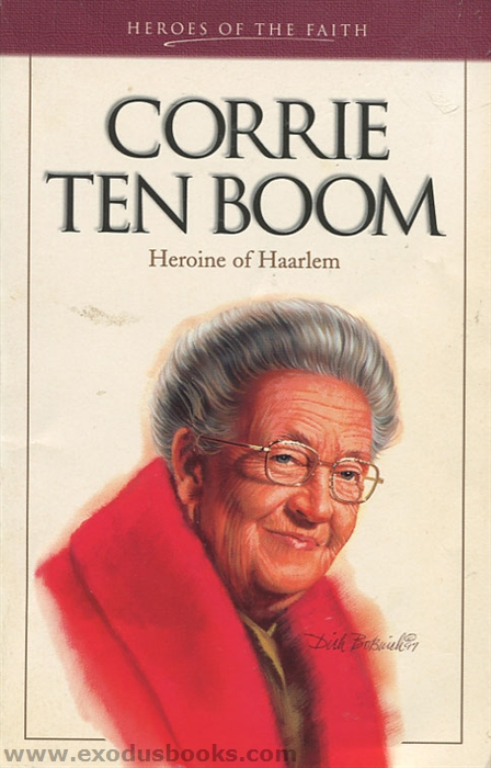 corrie ten boom book report on