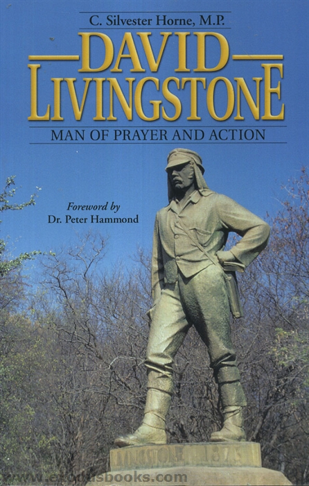 a biography of david livingstone an african explorer Encuentra the life and african exploration of david livingstone de david livingstone, dr david livingstone (isbn: 9780815412083) en amazon.