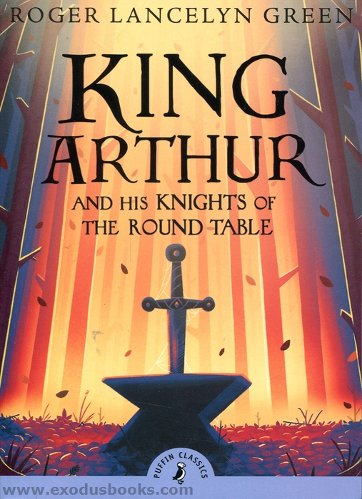 an analysis of the mythical stories of king arthur and his knights of the round table by roger green Analysis: sir gawain and the green  in the book king arthur and his knights of the round table by roger  the knights of king arthur's round table.