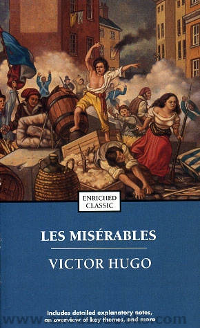 """the critique of frances political system in les miserables by victor hugo Victor hugo's """"les misérables"""" has suffered a lot of pummeling on the way to immortality, david bellos writes in """"the novel of the century."""