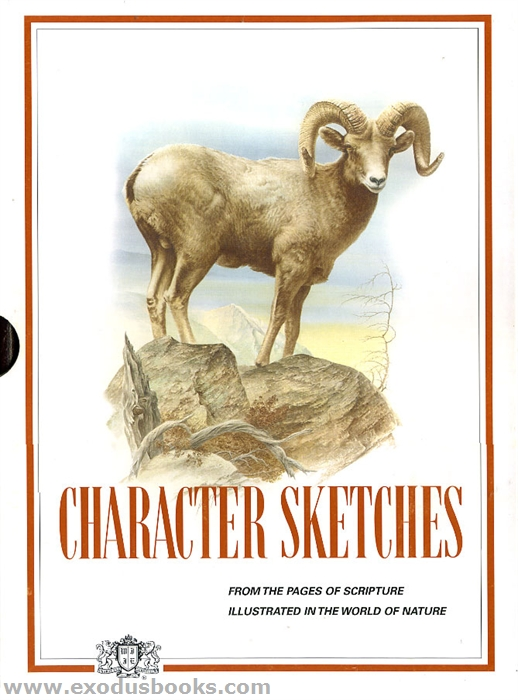 Character Sketches Volume II - Exodus Books