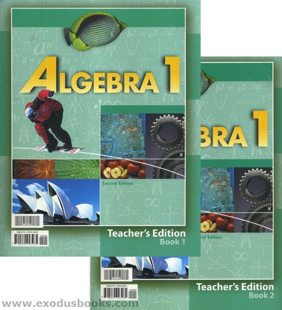 Algebra 1 Teacher Edition isbn 9780544098909