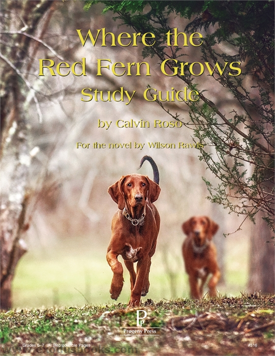 essay question for where the red fern grows Where the red fern grows -- teachwithmoviesorg create lesson plans from 300 movies and films - melville, thoreau see the quick discussion question.