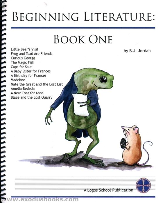 Beginning Literature - Book I - Exodus Books