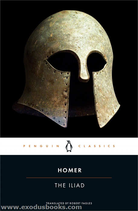 """the burning rage of achilles in the iliad a poem by homer The first lines of an ancient epic poem typically offer a capsule summary of the subject the poem will treat, and the first lines of the iliad conform to this pattern indeed, homer announces his subject in the very first word of the very first line: """"rage""""."""