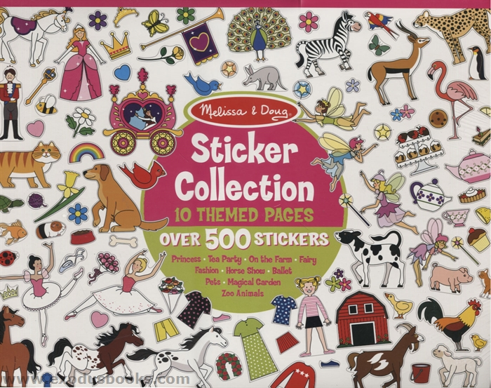 sticker collection pink exodus books. Black Bedroom Furniture Sets. Home Design Ideas