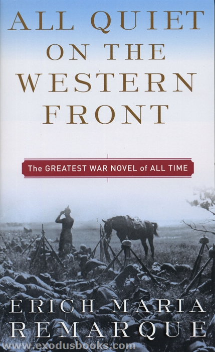 the theme of war in all quiet on the western front This study guide consists of approximately 17 pages of chapter summaries, quotes, character analysis, themes, and more - everything you need to sharpen your knowledge of all quiet on the western front erich maria remarque, who had fought in the trenches of world war i, had experienced the horrors.