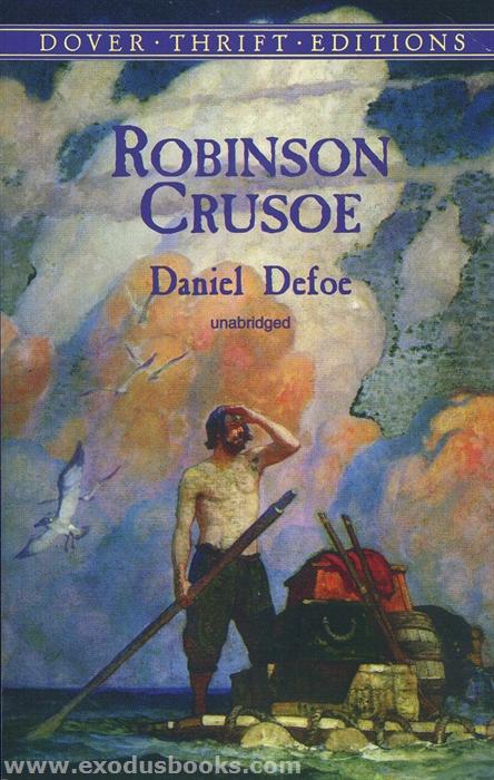 Robinson crusoe had it easy