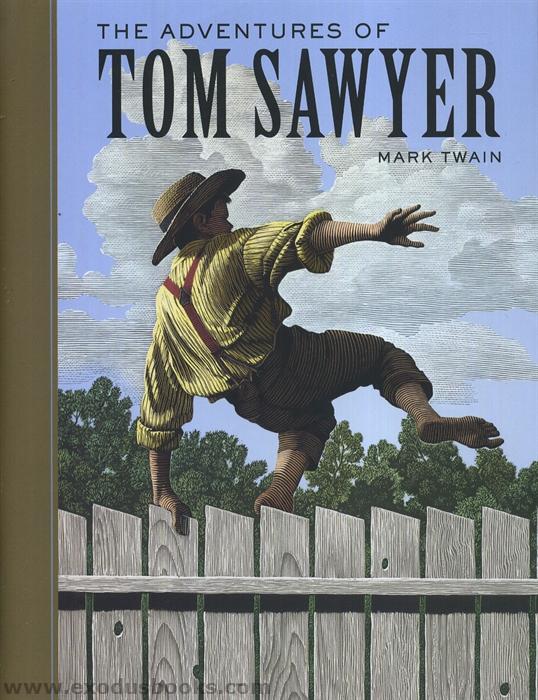 Adventures Of Tom Sawyer Exodus Books