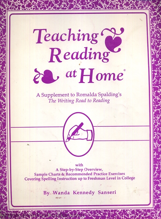 Home School Language Arts: Spell to Write and Read, by Wanda Sanseri