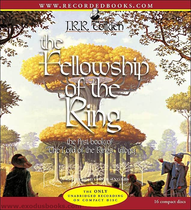 Book Review Of The Fellowship Of The Ring