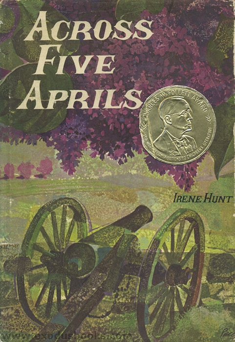 a hard life in across five aprils by irene hunt Why should you care about colors in irene hunt's across five aprils we have the answers here, in a quick and easy way  is essentially the life getting sucked out.