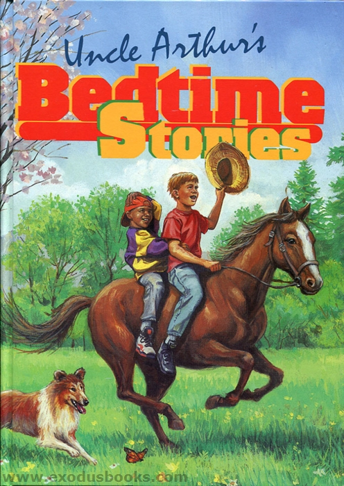 Uncle Arthur's Bedtime Stories Books 2 3 and 4