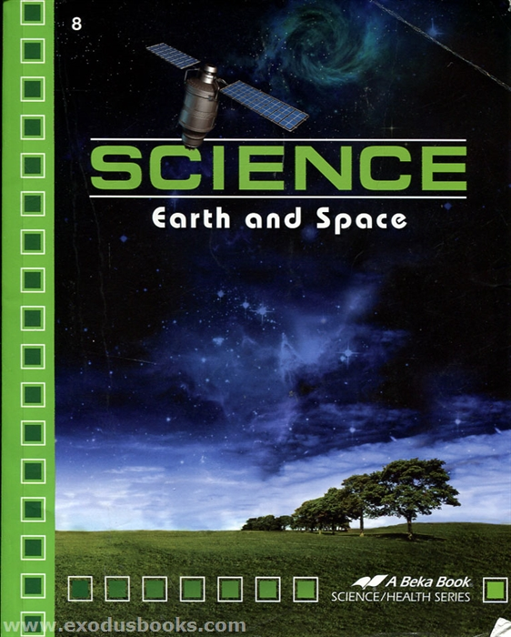 Science: Earth and Space - Textbook - Exodus Books