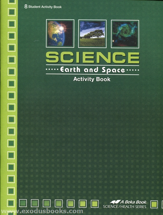 Science: Earth and Space - Student Activity Book - Exodus ...