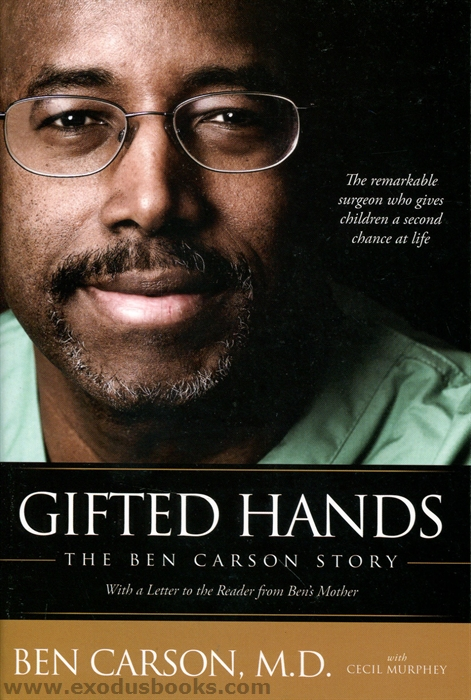 reflective writing of gifted hands the ben carson story The friday cover is politico magazine's email of the week's in gifted hands: the ben carson story his writing on film has appeared in the washington.