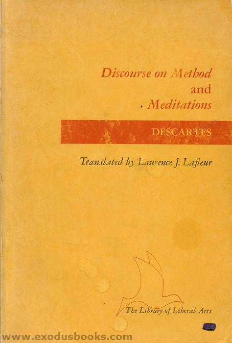 discourse on method essay