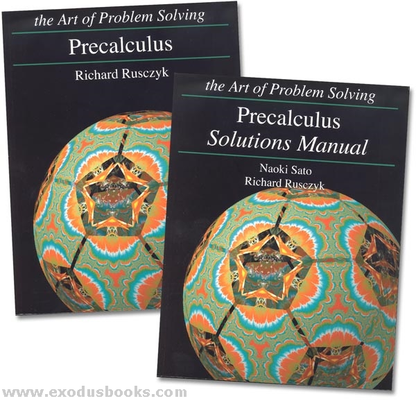 the art and craft of problem solving solutions