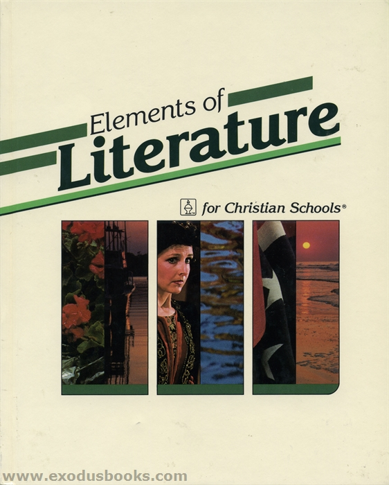 Literature Fiction: Student Text (really Old