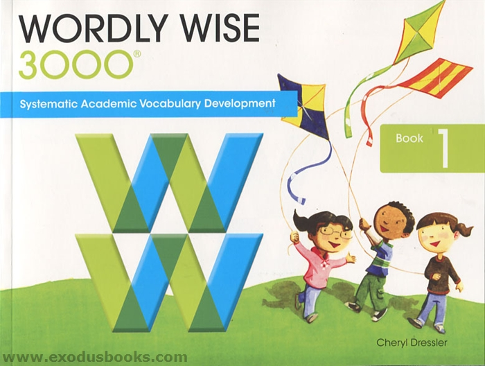 wordly wise book 3 lesson 1 pdf