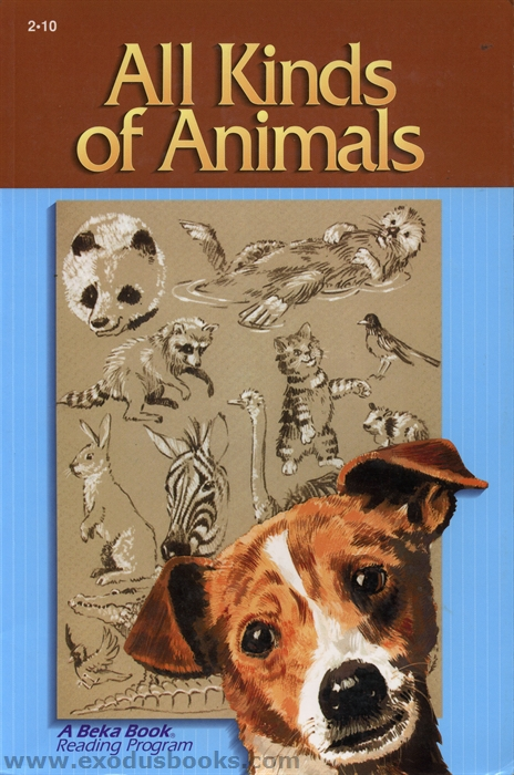 All Kinds Of Stickers: All Kinds Of Animals (old)