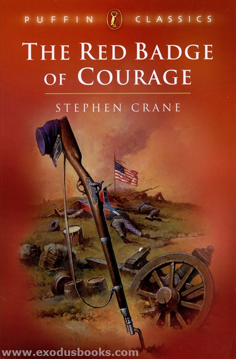 a review of the story the red badge of courage Start studying red badge of courage review learn vocabulary, terms, and more with flashcards, games, and other study tools.