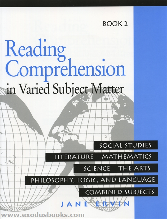 reading comprehension in varied subject matter pdf