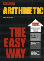 Arithmetic - The Easy Way - Exodus Books
