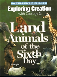 Exploring Creation With Zoology 3 - Exodus Books