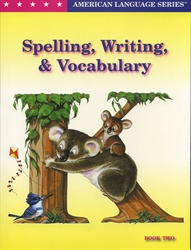 Spelling, Writing, & Vocabulary - Book Two - Exodus Books