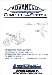 Complete-A-Sketch Advanced CD-ROM