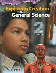 Exploring Creation With General Science - Textbook