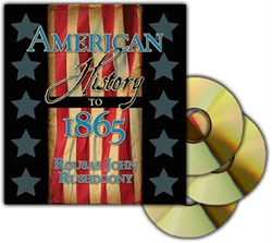 American History to 1865 - CD Set - Exodus Books
