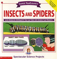 Janice VanCleave's Insects and Spiders