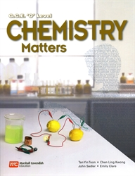 Chemistry Matters - Textbook (old)