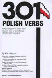 301 Polish Verbs - Exodus Books
