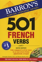 501 French Verbs - Exodus Books