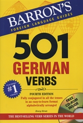 501 German Verbs - Exodus Books