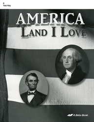 America: Land I Love - Test Key (old)